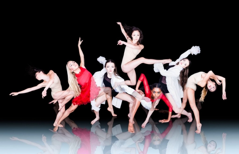 dance poster photography portland