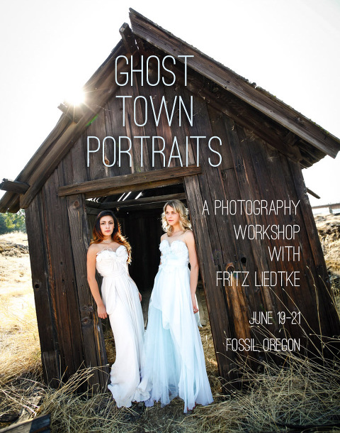 Ghost Town Portraits Photography Workshop Oregon